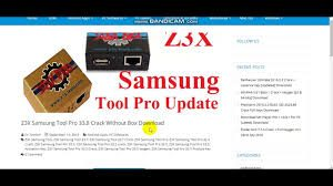 Z3X Samsung Tool Pro 36 8 Without Box {Crack} Incl Torrent Full Loader